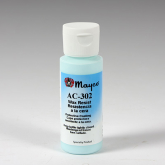 Mayco Wax Resist